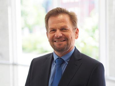 Hansjörg Müller - Teamleiter Auslandsgeschäft