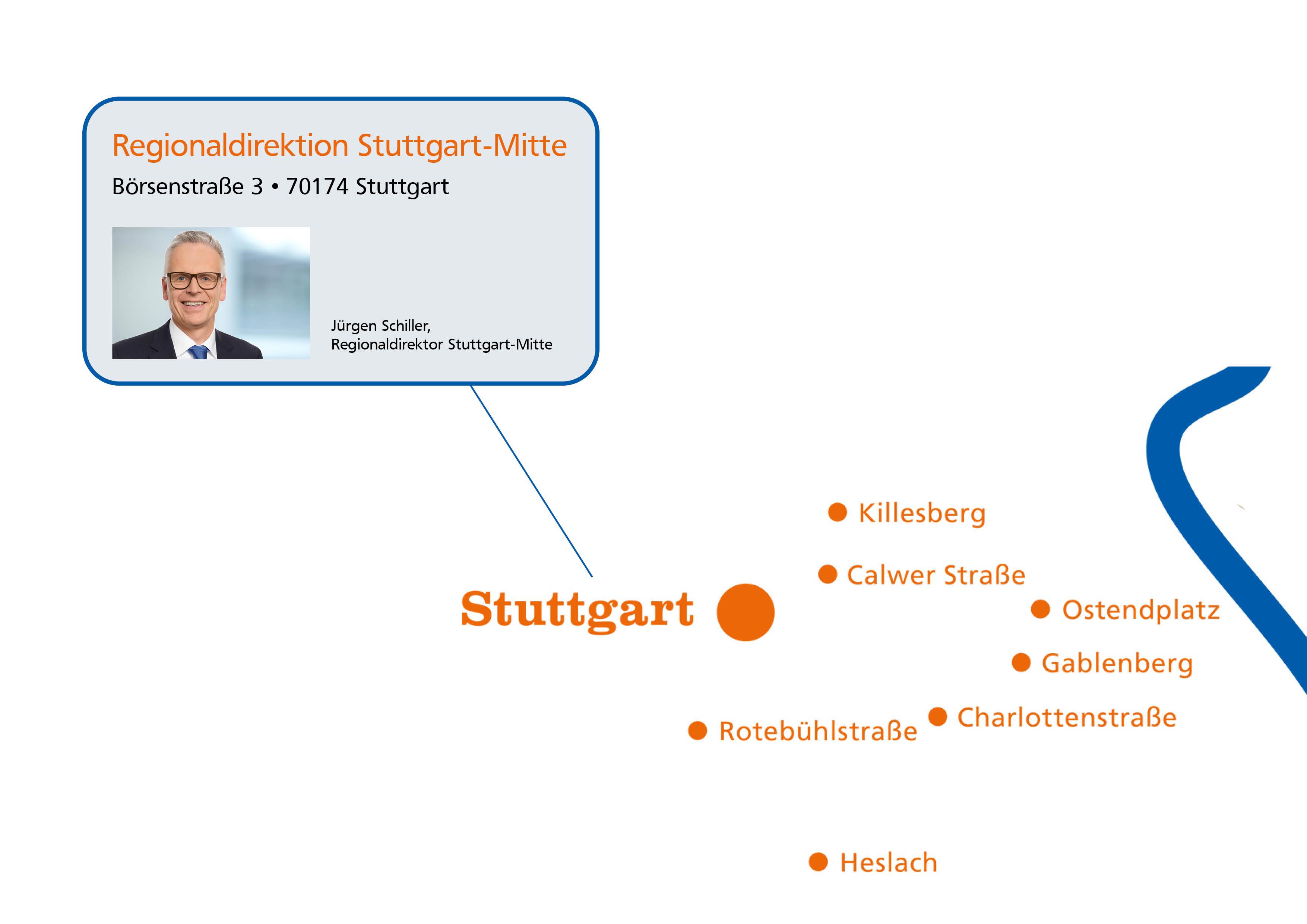 Hauptstelle Stuttgart-Mitte