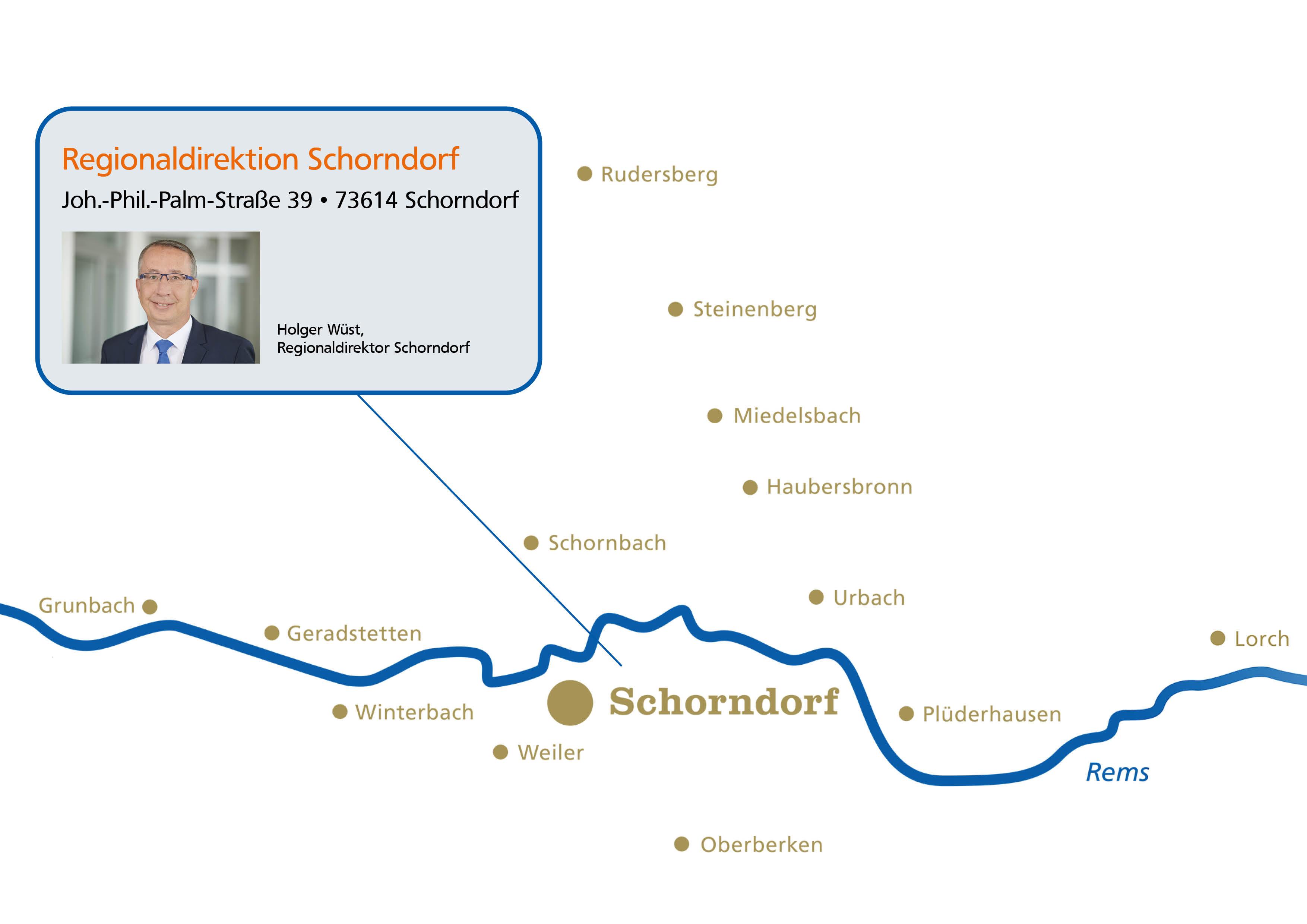 Regionaldirektion Schorndorf
